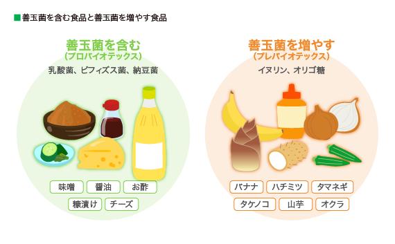 善玉 菌 増やす 善玉菌を増やす食べ物&飲み物はコレ!簡単に作れるレシピも紹介!